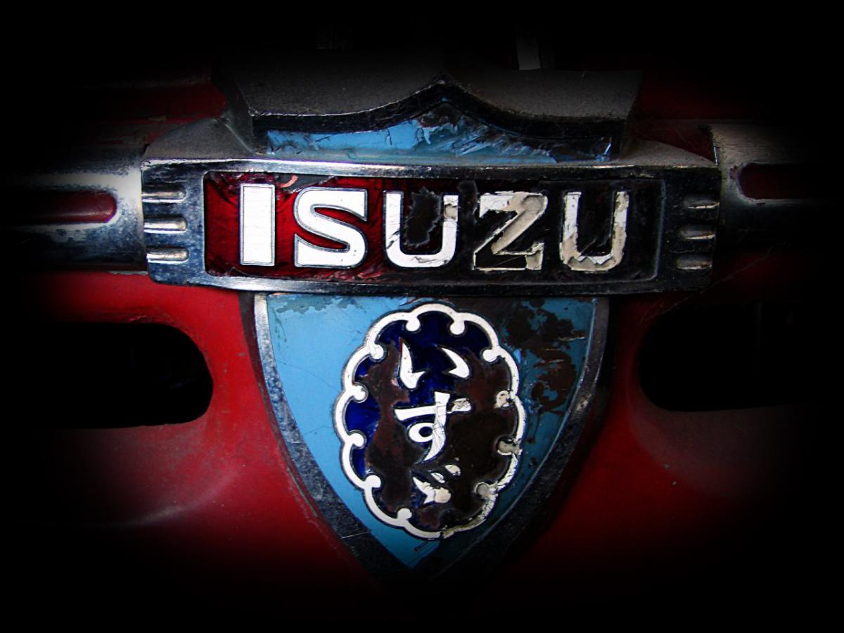 original-isuzu-shield