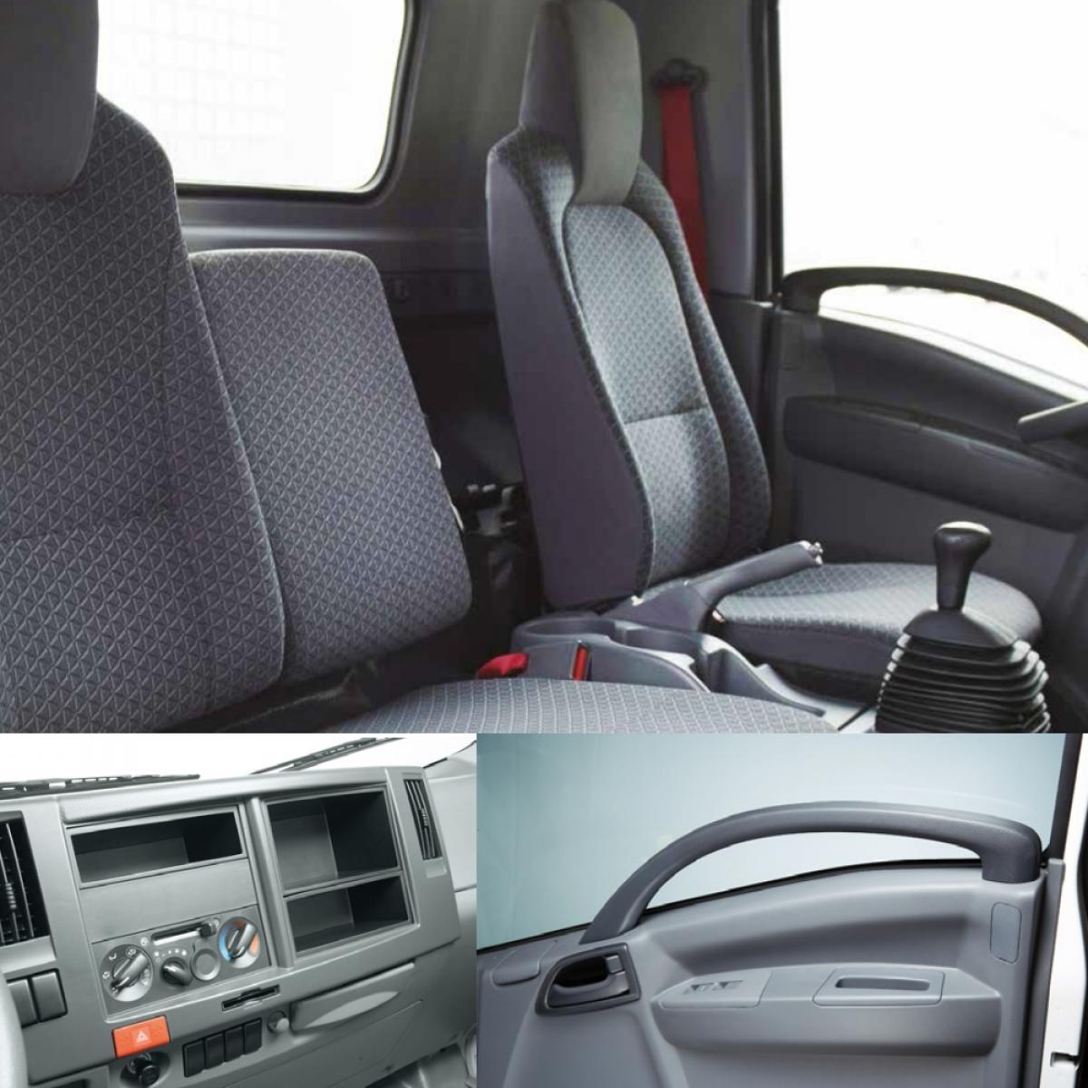 Isuzu M21 Double Cab Comfort