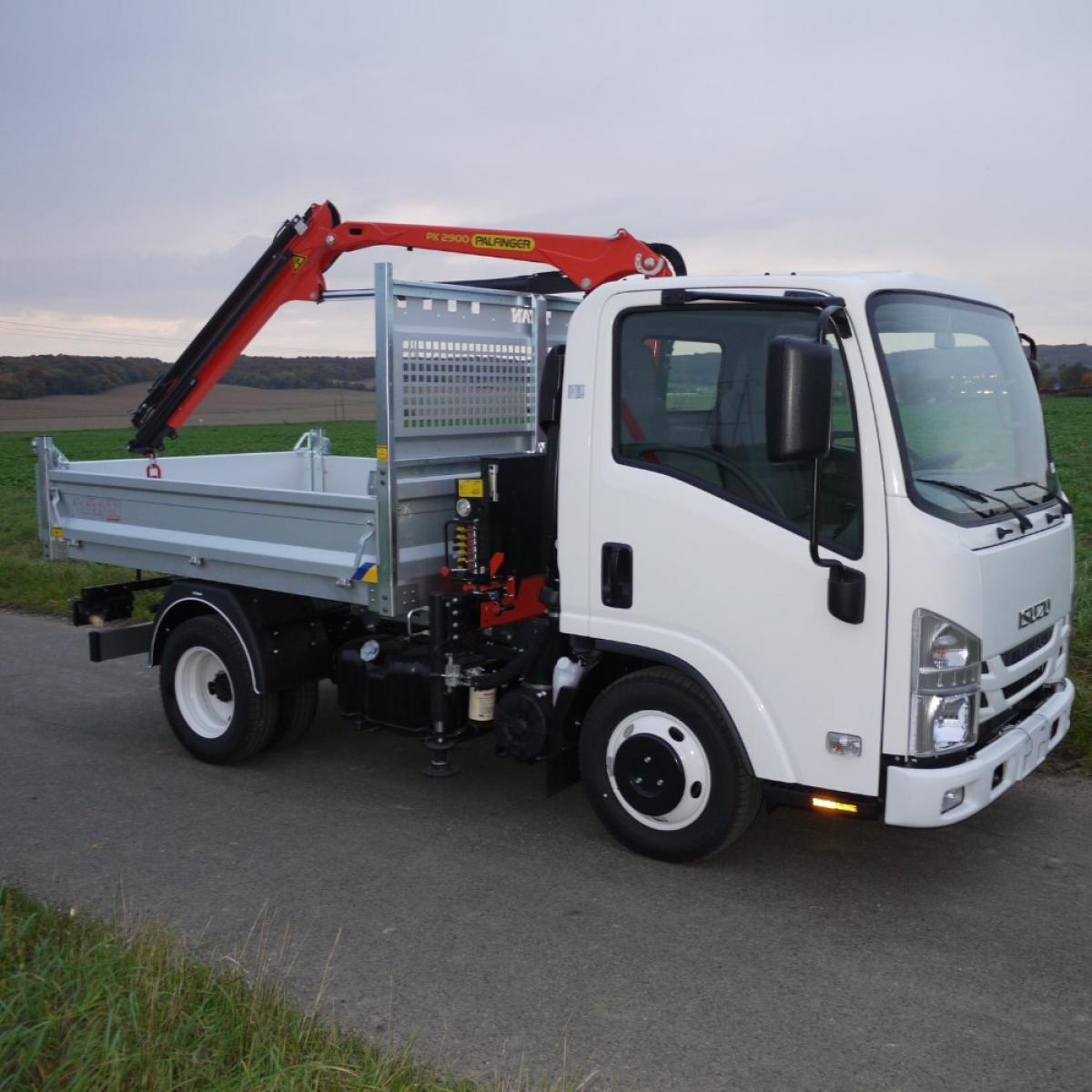 Isuzu M21 Ground Usabilita