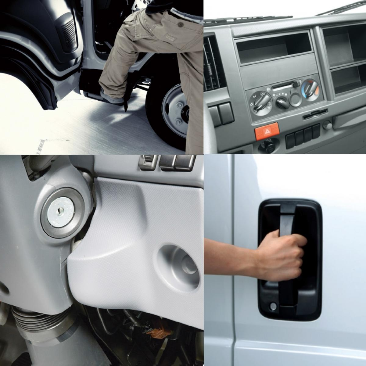 Isuzu M21 Single Tire Comfort