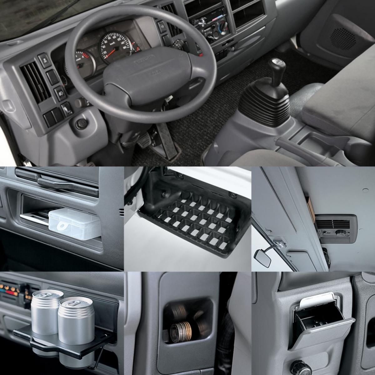 Isuzu P65 Comfort