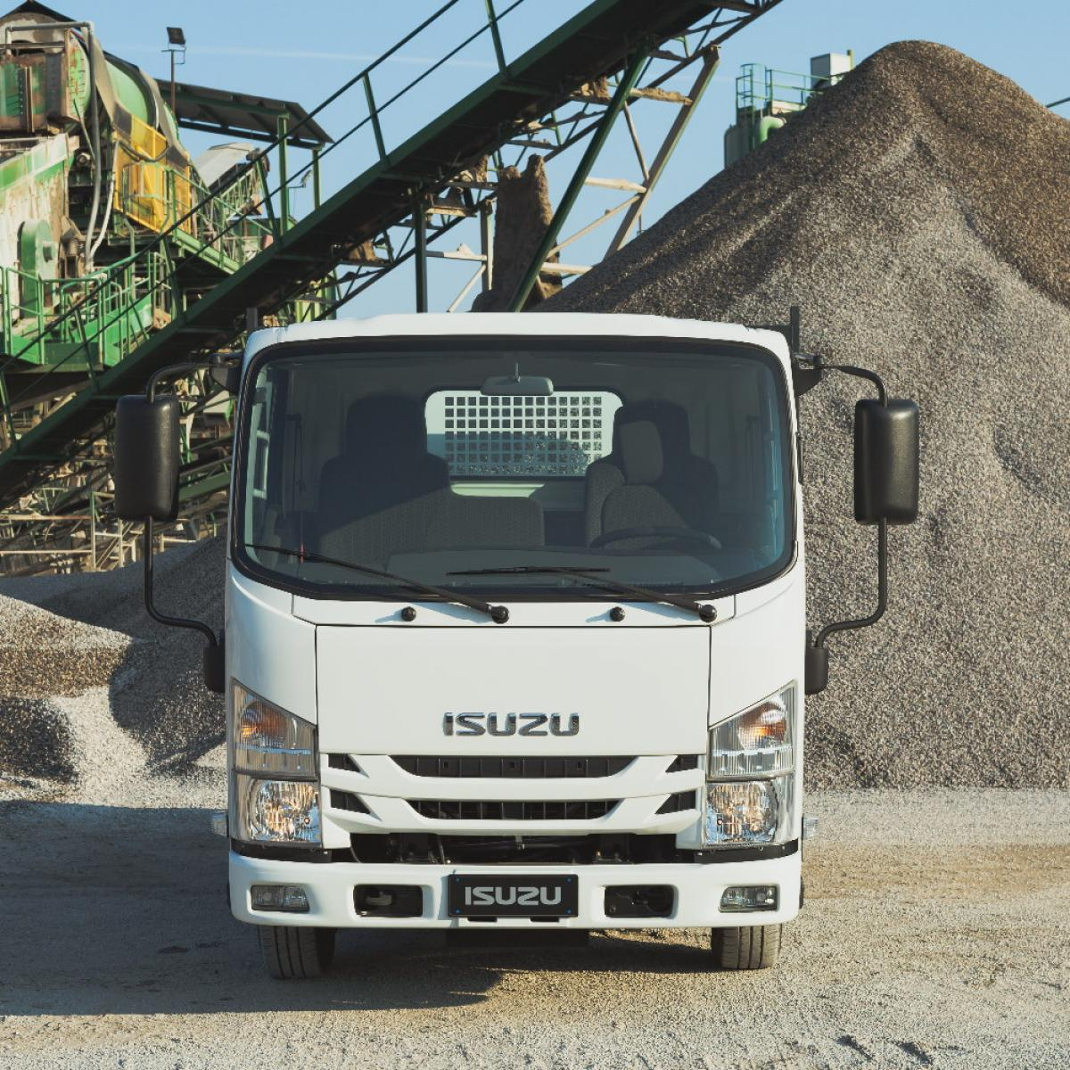 Isuzu M21 Single Heavy