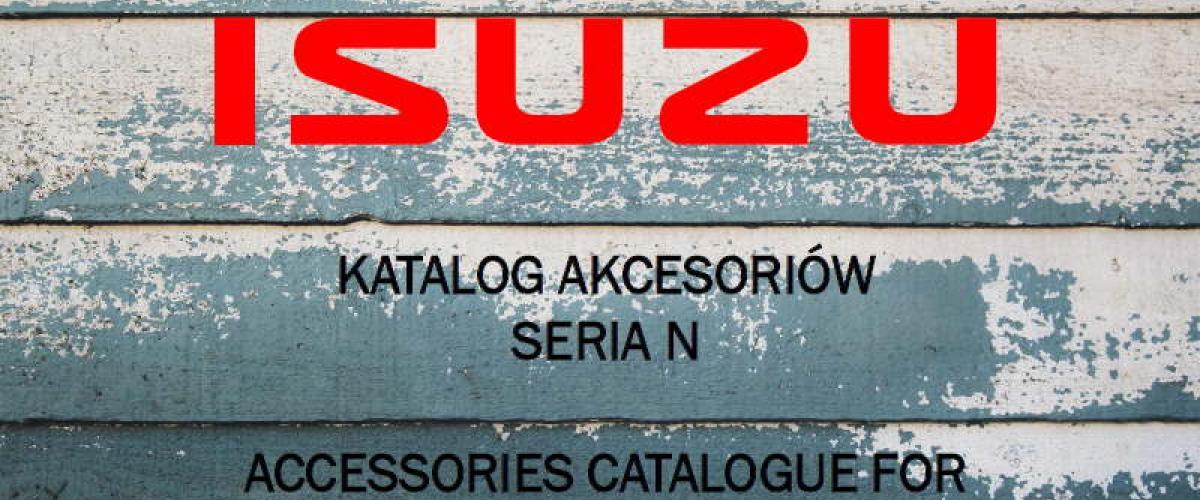 Katalog akcesoriów Seria N